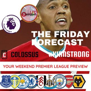 The Big One | Friday Forecast | Liverpool v Man Utd