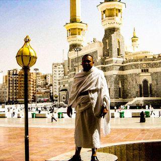"""L'ihram, la """"sacralizzazione"""" del Pellegrinaggio"""