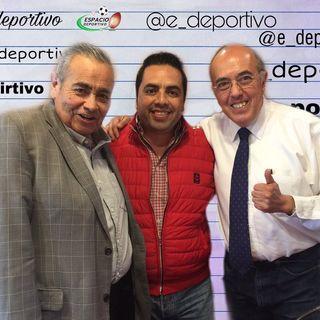 Felicitamos a José Vicente-Nario Segarra en su día, Espacio Deportivo de la Tarde 19 de Marzo 2019