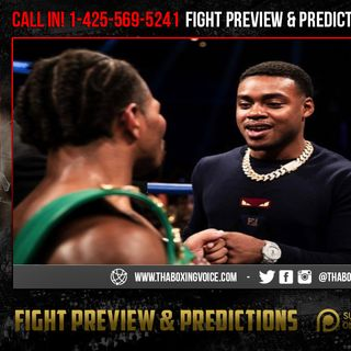 ☎️Errol Spence Jr vs Shawn Porter To Unify😱Barclays?🤔No PPV💸
