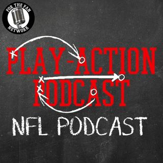 Play-Action Podcast 025: NFL Playoffs, Julio Jones & more!