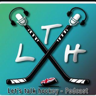 Let's Talk Hockey EP 12 ft Dan Green