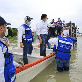 Tamaulipas declarara emergencia por Hanna