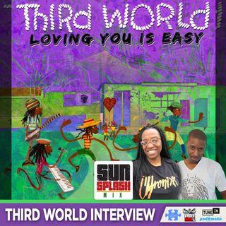 Sunsplash Mix Show Third World Interview