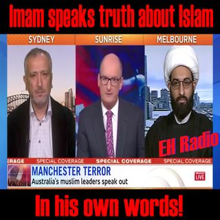 Morning moment Muslim cleric speaks the truth July 13 2017