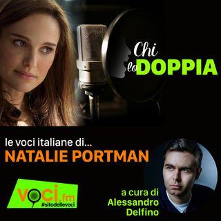 Clicca PLAY e ascolta CHI LO DOPPIA - NATALIE PORTMAN