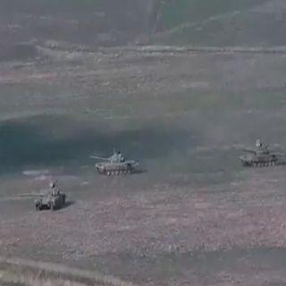 Fuertes combates entre Armenia y Azerbaiyán dejan decenas de muertos