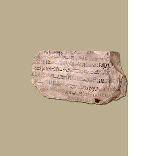 Antica Letteratura Egiziana - Voce Narrante Rosanna Lia