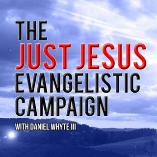 Jesus, the Sabbath, Miracles, and Common Sense, Part 9 (Just Jesus Evangelistic Campaign, Day 1,387)