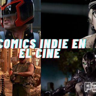 Comics Indies en el Cine P3 2021