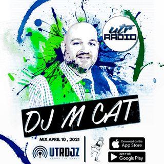 UTR Radio Mix DJ M-CAT 4.10.21_