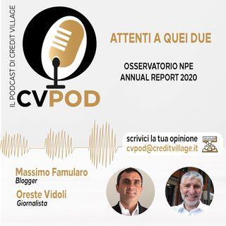 CVPOD - Attenti a Quei Due Ep  5 - Osservatorio NPE- Annual Report 2020