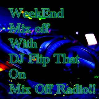 WeekEnd Mix Off 1/15/21 (Live DJ Mix)