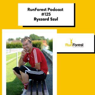 Q&A Trener i fizjolog Ryszard Szul odpowiada na pytania widzów – RF Podcast #125