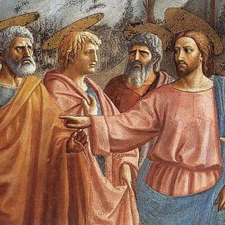 Sospinti dallo Spirito - Mc 1,12-15