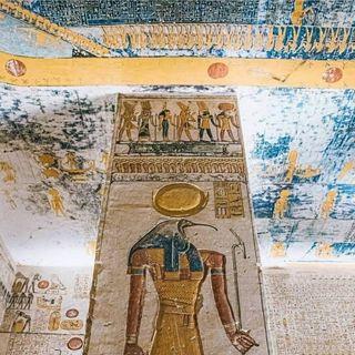 Tavola XIII di Thoth - La Chiave della Vita e della Morte [lettura e commento]