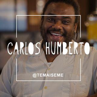 #19 - Carlos Humberto ( @diaspora.black ) - Valorização da Cultura Negra