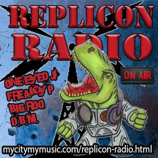 Replicon Radio Show (24/7)