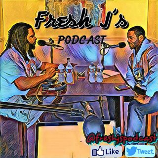 The Fresh J's Podcast Ep. 72 | Stuck on Gorilla Glue (Feat @teddyraycomedy + @cousintino)