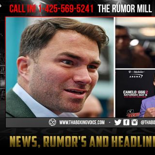 ☎️Eddie Hearn-Golovkin Partnership😱 GGG vs Derevyanchenko Oct 5th❗️