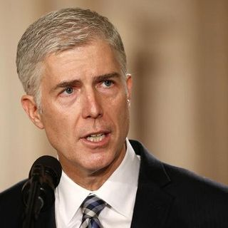 Supreme Court Justice Gorsuch Confirmed