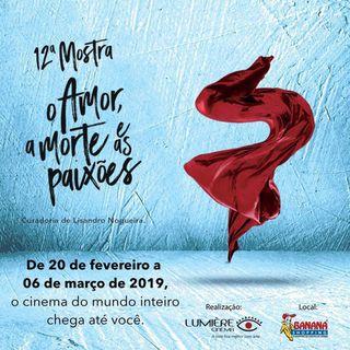 Cinema Falado - Rádio Executiva - 23 de Fevereiro de 2019