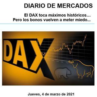 DIARIO DE MERCADOS Jueves 4 Marzo