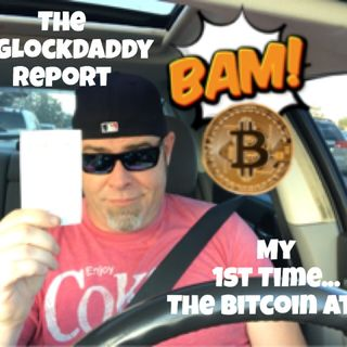 My 1st Bitcoin ATM Experience...