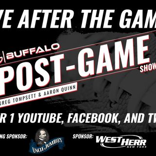 Buffalo Bills Denver Broncos Saturday Night Football Post Game Show