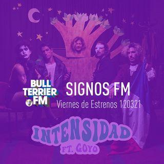 SignosFM #903 Viernes de Estrenos 120321