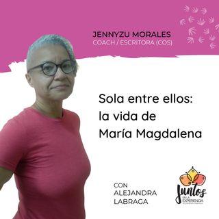 Ep. 069 - Adictos a la comida, en busca de sanar con Jennyzú Morales