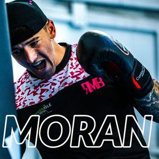 Rhys Moran - Boxing during lock down