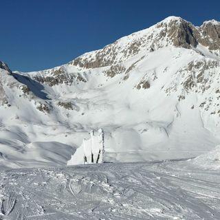 Aggiornamento su meteo e condizioni del manto nevoso sul Gran Sasso con la guida Andrea Lolli