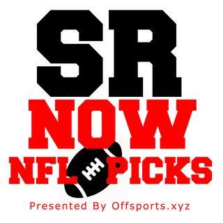 SR Now NFL Picks: Updates
