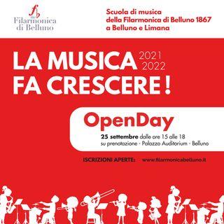 La musica fa crescere! Intervista con Sandro De Marchi della Filarmonica di Belluno.