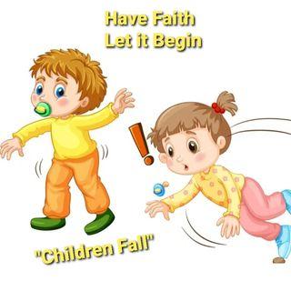 Children Fall Arielle's Bubo