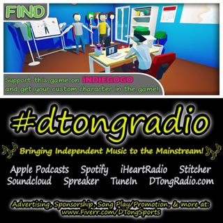 #MusicMonday on #dtongradio - Powered by FIND: A hidden object game
