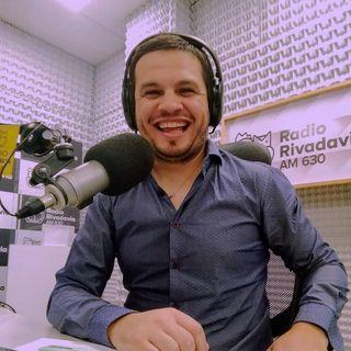 Episodio 37: Periodismo en Primera Persona con Franco Rabaglio