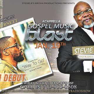 (Episode 8) - Stevie B's Acappella Gospel Music Blast