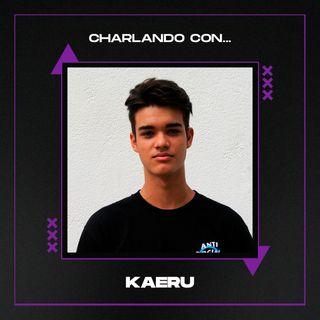 Charlando con... KAERU | Ep 2 | Industria musical, ghost producción y nuevos tokens