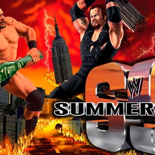 Wrestling Nostalgia: SummerSlam 1998 - Highway To Hell