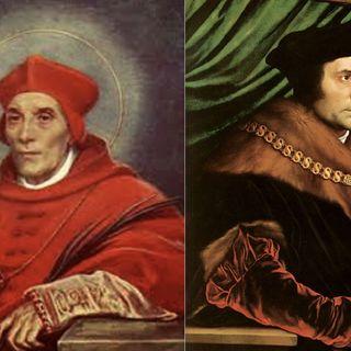 Santos Juan Fisher y Tomás Moro, mártires
