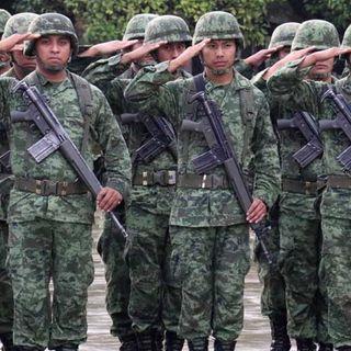 Controversia por uso de Fuerzas Armadas en seguridad