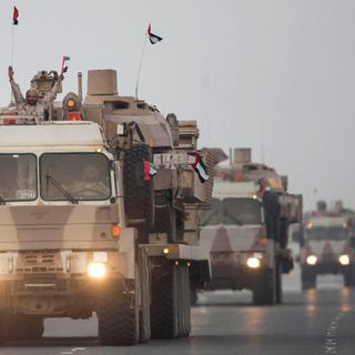 Saudi bin Salman's Proxies in Yemen Leave
