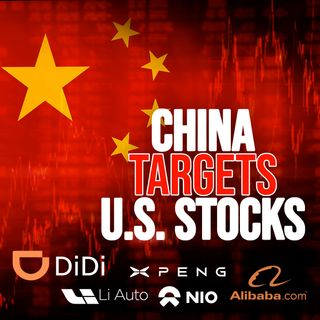 207. China Restricting Publicly Traded Companies | DiDi Stock Targeted 📉 w/ Taylor Ogan