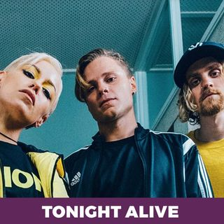 Has Jenna McDougall Of TONIGHT ALIVE Burnt Out?