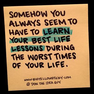 Best Life Lesson : BYS 255
