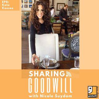 Episode 8: Kate Keesee, Interior Designer, Influencer and Thrift Expert