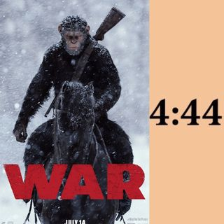 Sights & Sounds: War For Planet of the Apes & 4:44