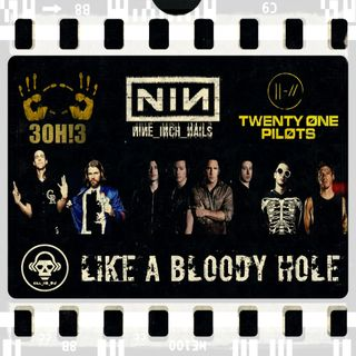 Kill_mR_DJ - Like A Bloody Hole (twenty one pilots VS Nine Inch Nails VS 3Oh!3)